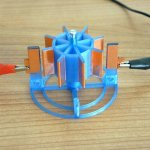 Kondensatormotor