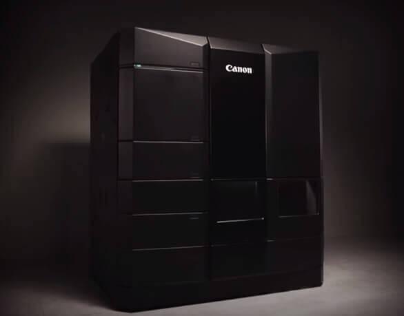 Canon 3D-Drucker