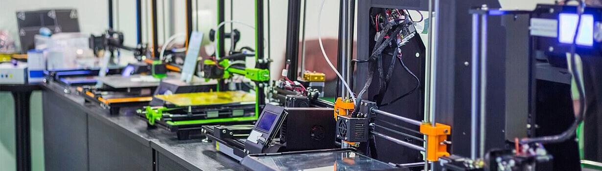3D-Drucker im Shop