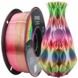 ERYONE Regenbogen SILK-PLA-Filament