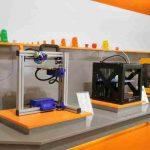 Foto 3dee Store Wien 3D-Drucker im Laden