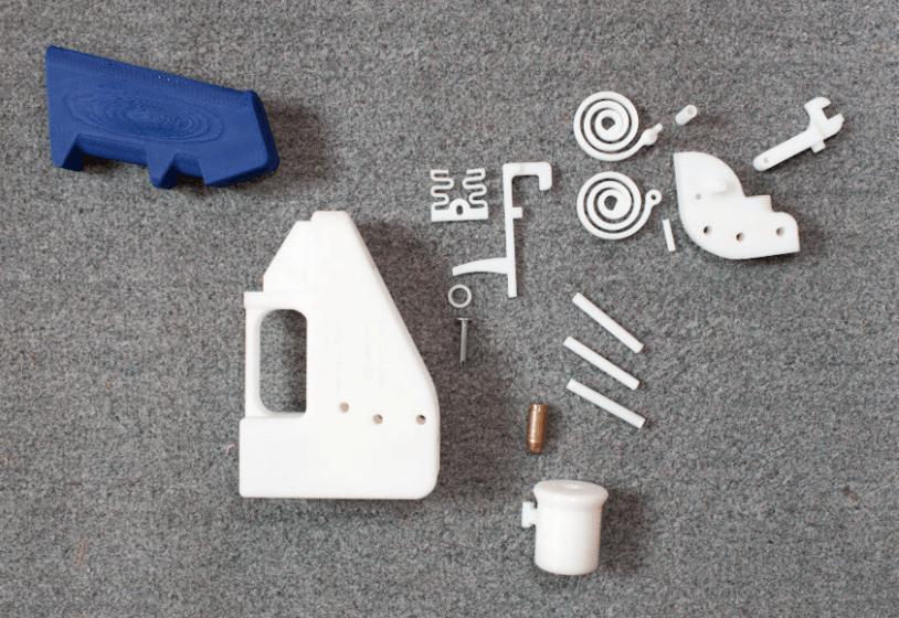 Bundeskriminalamt (BKA) warnt vor kriminellen Einsatz der 3D-Drucker
