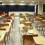 Klassenzimmer US-Schule