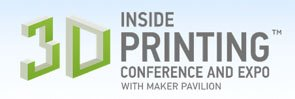 Logo 3D Inside Printing Conference and Expo