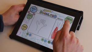 Doodle3D auf iPad