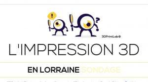 3DPrintLab® Frankrreich Lorraine