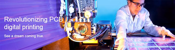 Camtekt PCB 3D-Druck