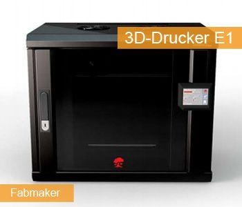 3D-Drucker E1 von Fabmaker