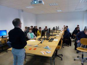 """Fachoberschule Konz 3D-Druck Workshop """"3D-Druck: Von der Idee zum Prototyp"""""""