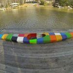 Kayak mit 3D-Drucker erstellt