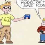 Cartoon Comic 3D-Druck