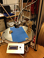 3D-Drucker in Bücherhallen Hamburg (Zentralbibliothek Hamburg)