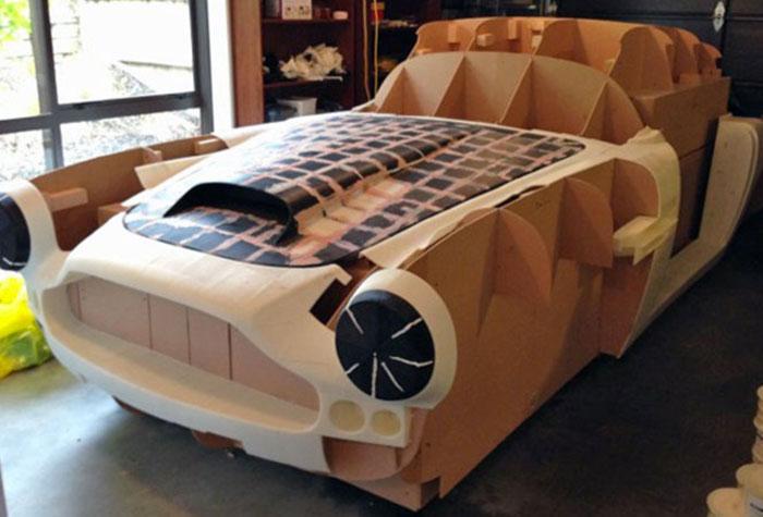 Auto aus 3D-Drucker