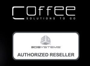 Coffe GmbH und 3D Systems