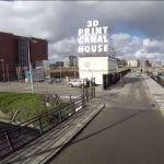 "Haus 3D-Drucker Amsterdam ""3D Print Canal House"""