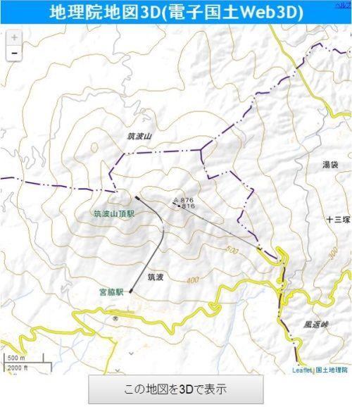 Karte Japan für 3D-Druck