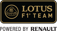 Logo Lotus F1 Racing