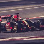 Lotus Formel 1-Rennwagen Foto