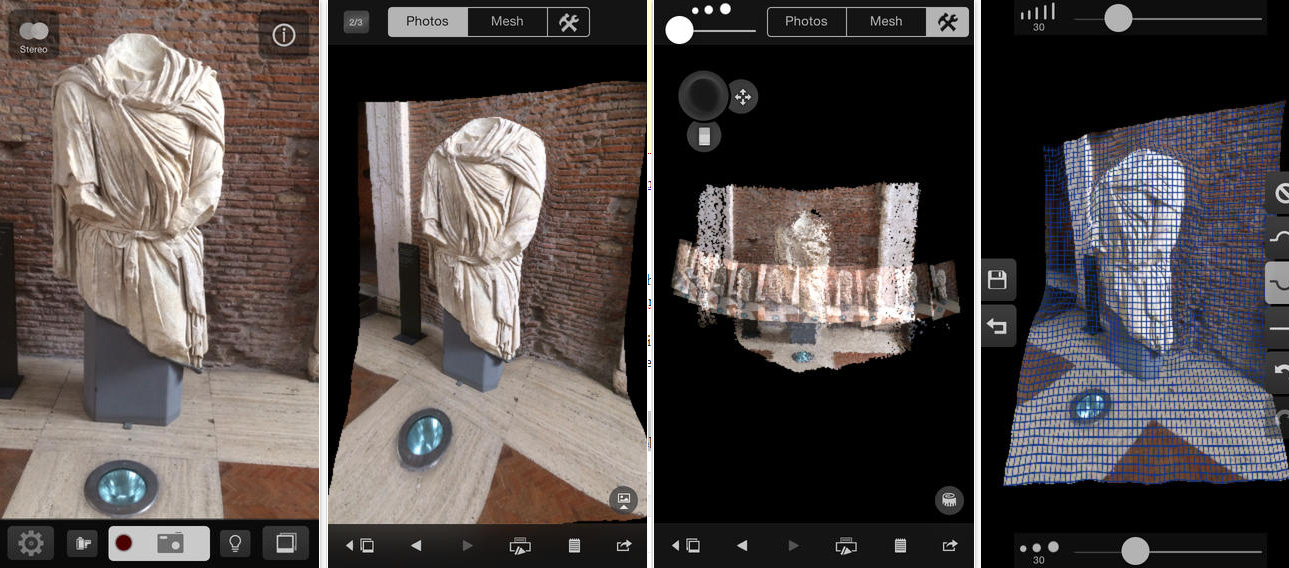 Neue App Verwandelt Iphone In 3d Scanner