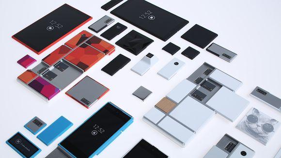 Modulares Smartphone Foto
