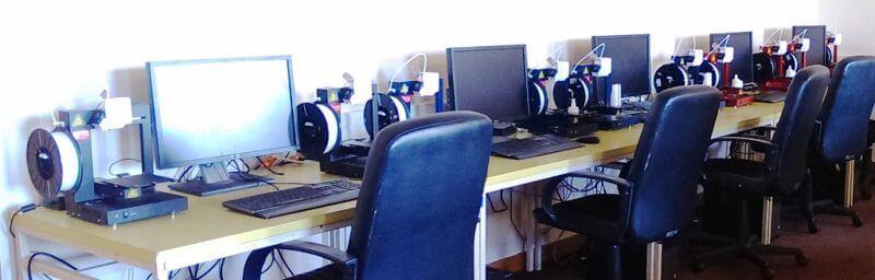 3D-Druck-Labor Universität Auckland