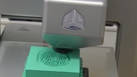 Spielerisch lernen: Jugendliche CSI-Agenten lösen Kriminalfälle mit 3D-Scanner und 3D-Drucker