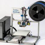 Multirap M400 Duo Pro 3D-Drucker von Multec