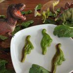 Nahrung aus 3D-Drucker (Dinosaurier-Snacks)