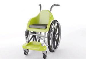 Kinderrollstuhl preiswert aus 3D-Drucker