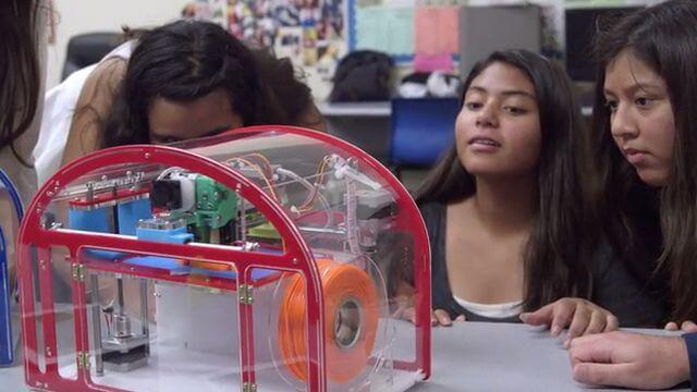 Printeer 3D-Drucker für Kinder