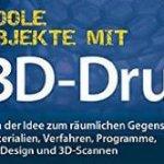 """Buchcover """"Coole Objekte mit 3D-Druck"""""""