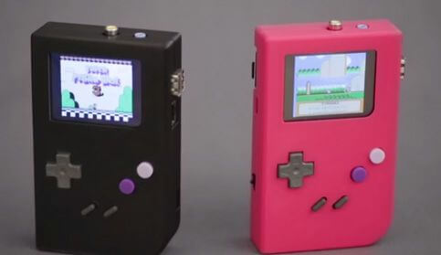 Gameboy 3D-Drucker