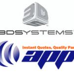 3D Systems und APP