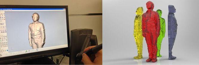 Gummibärchen aus dem 3D-Drucker