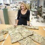 Militäruniform aus dem 3D-Drucker