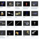 3D-Modelle der NASA für 3D-Drucker