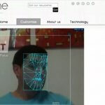 Online-Gesicht-Scanner von Spexy Me
