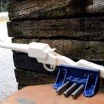 Grizzly Gewehr aus 3D-Drucker