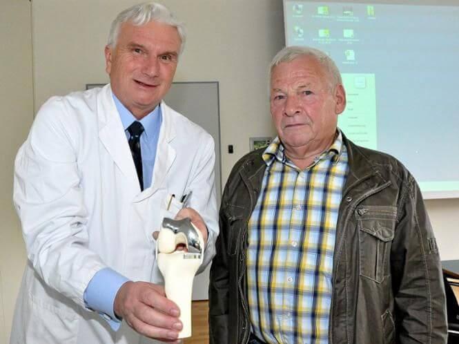 Kasseler Vitos-Klinik fertigt Kniegelenke mit 3D-Drucker
