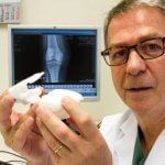 Kniegelenk aus dem 3D-Drucker