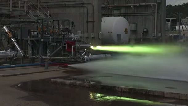 NASA-Raketenantrieb aus 3D-Drucker im Test
