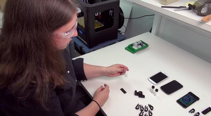 smartphone mikroskop zum selber bauen f r weniger als einen euro. Black Bedroom Furniture Sets. Home Design Ideas