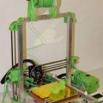 TeeBotMax 3D-Drucker