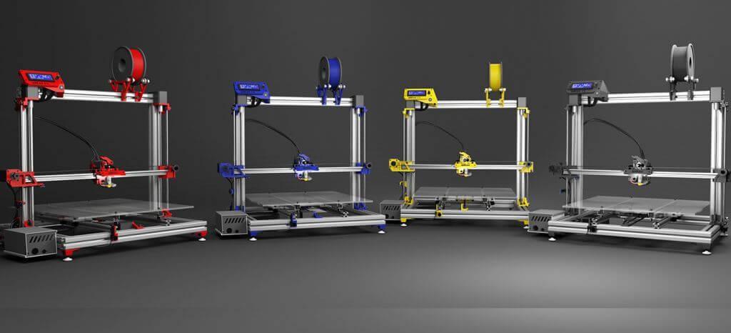 gCreate 3D-Drucker