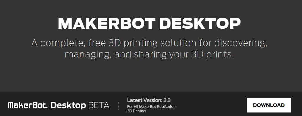 Update MakertBot Desktop 3.3