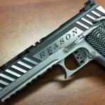 Reason Pistole 3D-Drucker von Solid Concepts