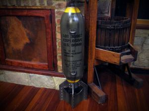 Bombe aus dem 3D-Drucker