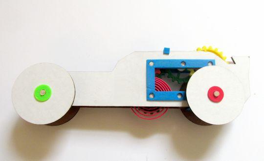GoTime Maker Racer
