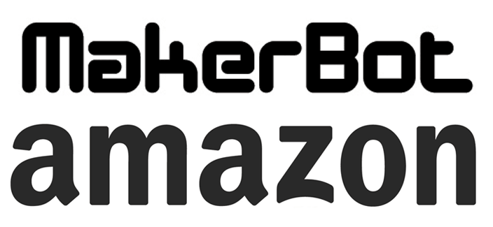makerbot startet verkauf von 3d objekten auf amazon. Black Bedroom Furniture Sets. Home Design Ideas