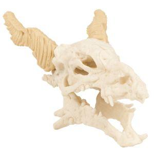 Der Schädel von einem Drachen. Hergestellt mit einem 3D-Drucker von MakerBot (Bild © amazon.com/ MakerBot 3D Printed Products (Link))